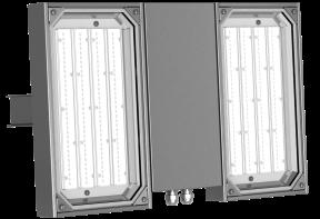 Explosion-proof light fittings ES EXL380LED