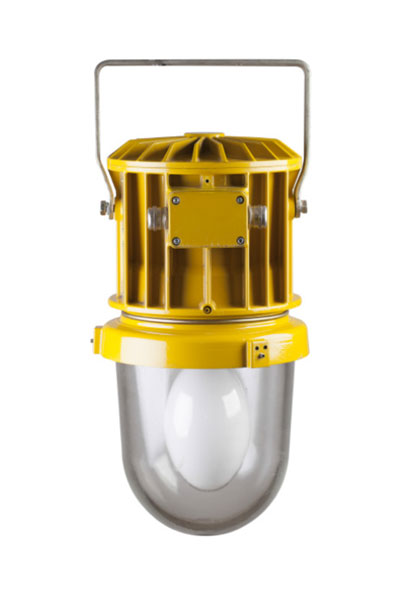 Explosion-proof light fittings HERKULES