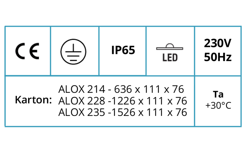 ALOX LED ALOX LED