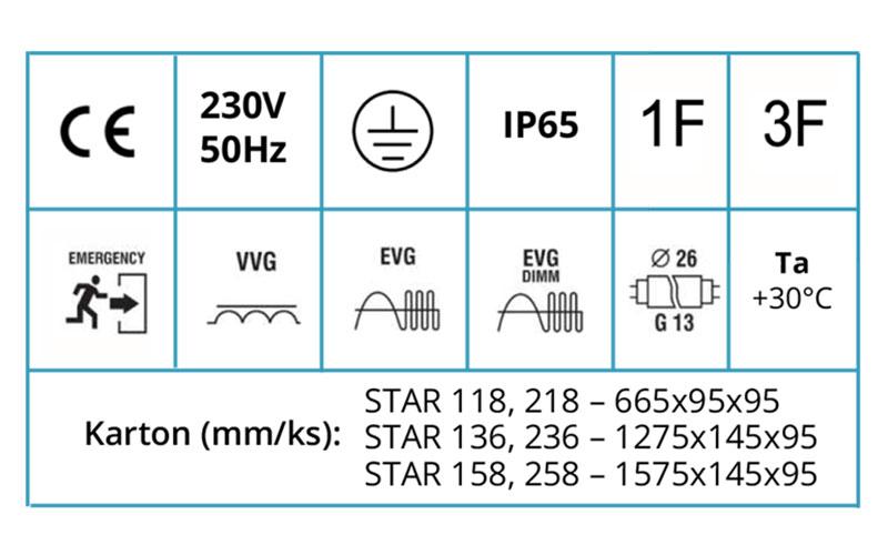 STAR T8 STAR T8