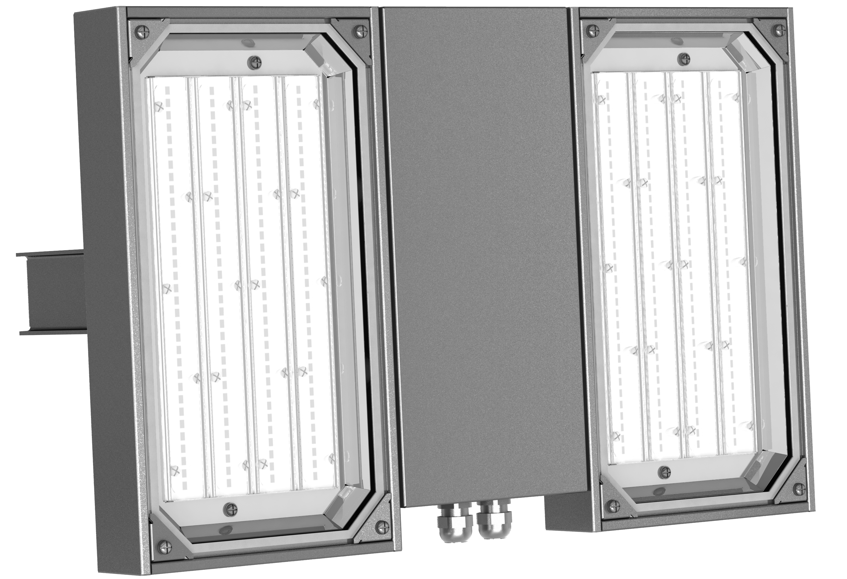 Explosion-proof light fittings ES EXL380LED